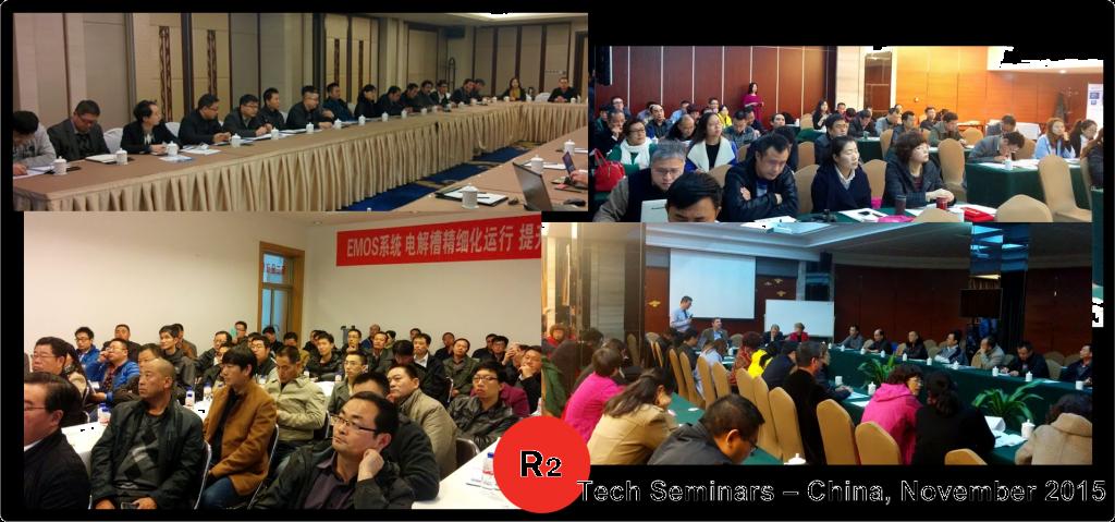 Technical Seminars - R2, China, November 2015